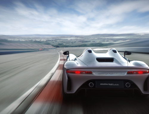 The new Dallara Stradale