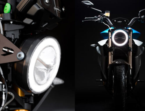 Full LED Round Headlamp