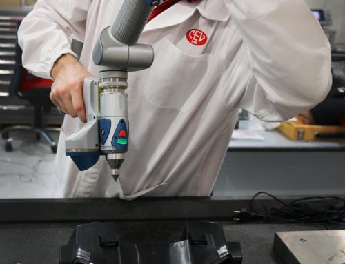 Cevlab utilizza la scansione laser 3D per la riduzione degli scarti