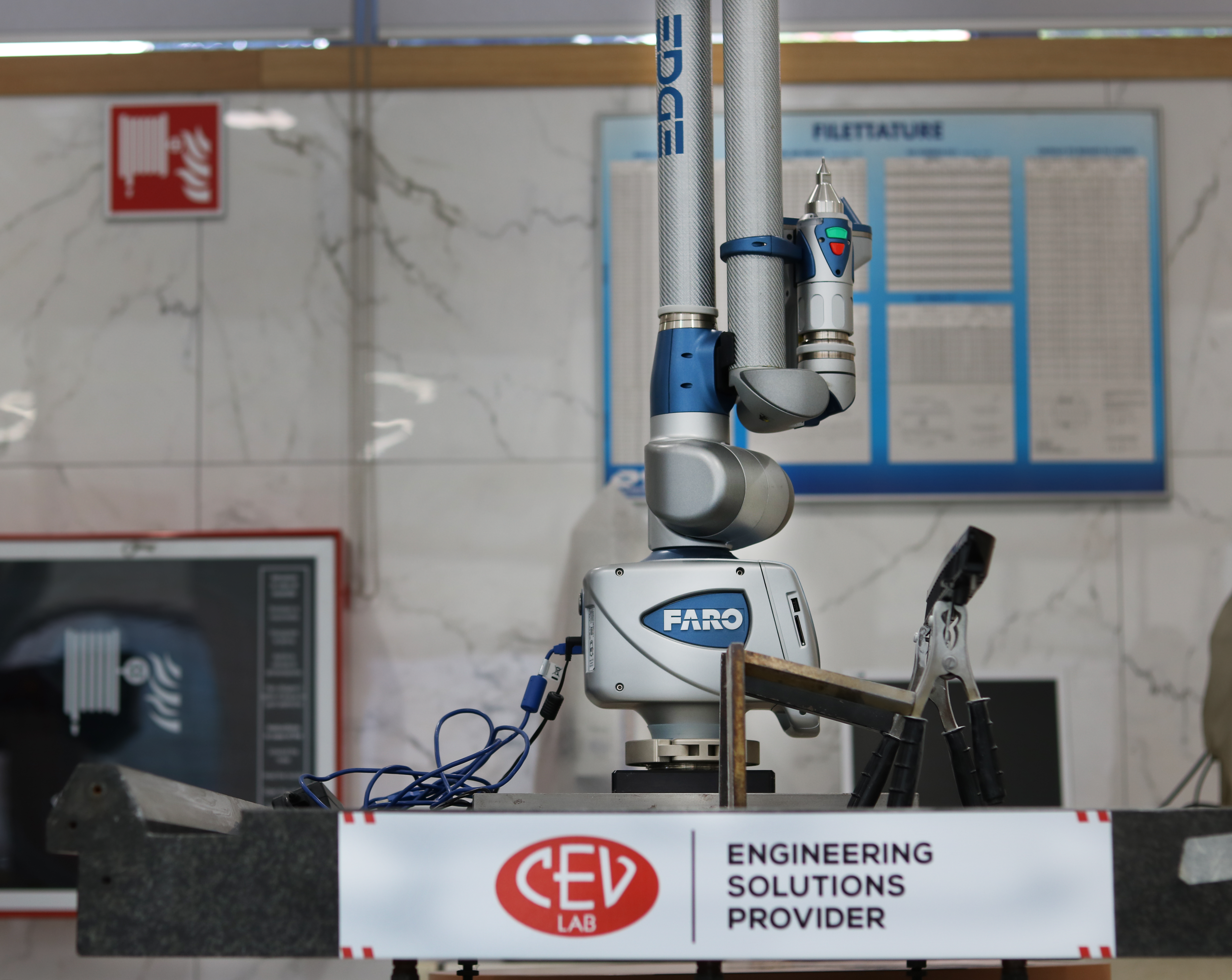 CEVLAB USES 3D LASER SCAN TO REDUCE SCRAP
