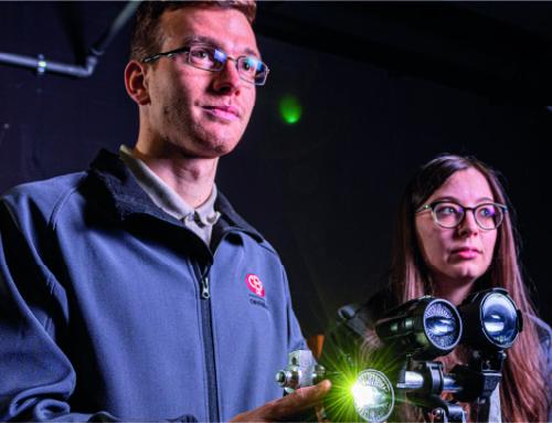 """Motociclismo: """"E luce fu"""" con il laboratorio fotometrico Cevlab"""