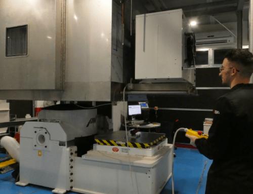 Prove combinate vibrazione/temperatura con camera climatica installata su banco vibrante