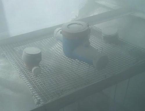 Prove del grado di protezione IPX5 e IPX6 – Test della polvere